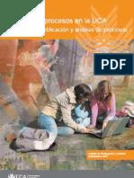 Guía para la identificación y análisis de procesos