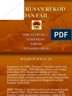 Pembentangan Sistem Fail SMKE2 (22.10.2007)