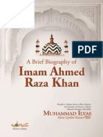 A Brief Biography of  ALA HAZRAT