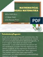 logika matematica