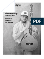 Fingerstyle Guitar From the Ground Up - Volume 1