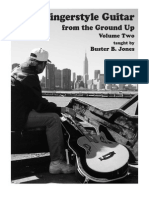 Fingerstyle Guitar From the Ground Up - Volume 2