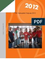 PMI Kabupaten Kapuas 2012