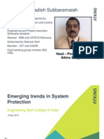 ESCI_Hyderabad_emerging Trends in System Protection_10052012