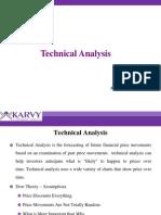 Technical Analysis Karvy
