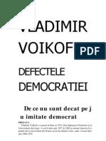 democratia defectele ei