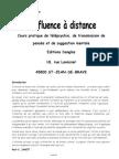 3095902 OccultismeEsoterismeFrJagot Linfluence a Distance