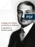 Mises - Money & Inflation