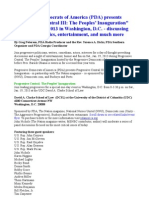 2013 Progressive Central - The Peoples Inauguration Story-Flyer Merged