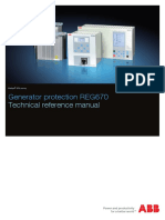 1MRK502027-UEN a en Technical Reference Manual REG670 1.2