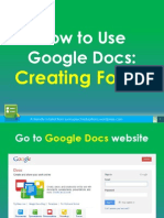 Francis_Baraoidan_How to Use Google Docs-Forms