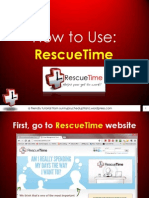 Francis_Baraoidan_How to Use RescueTime