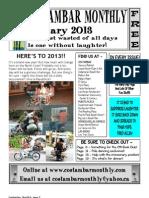 Costambar Monthly January 2013