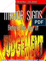 Major Signs Before the Day of Judgement Bu Maulana Ahmed Ali