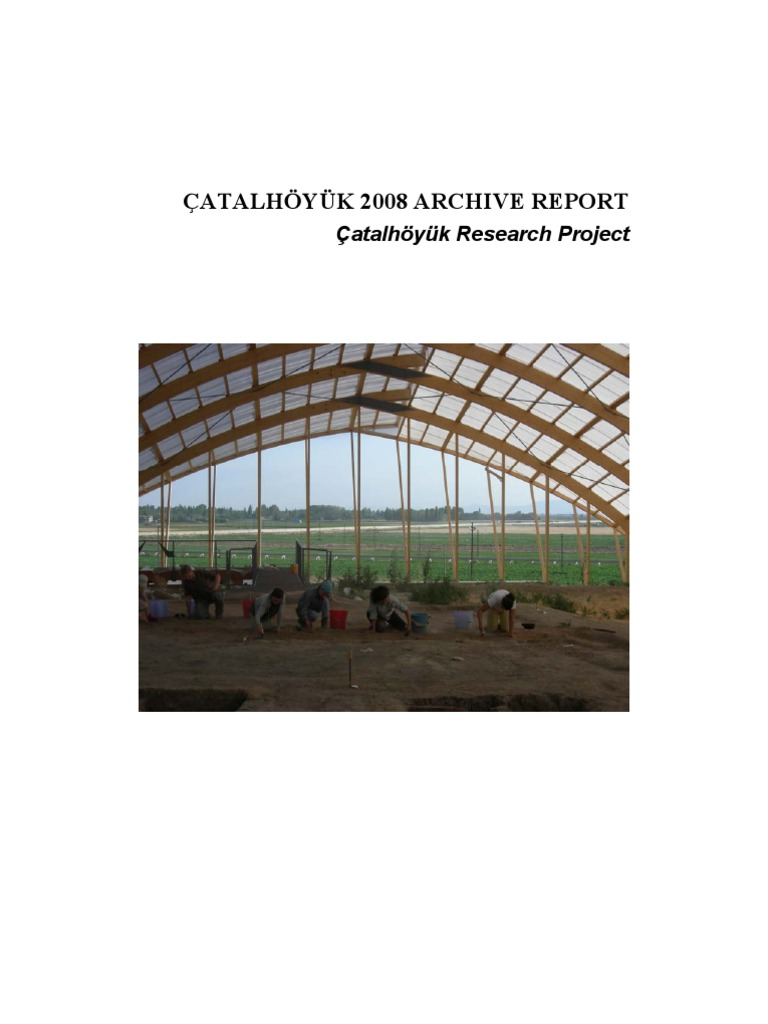 Atalhyk 2008 Archive Report Excavation Archaeology Catriona Reyhan Backpack Black