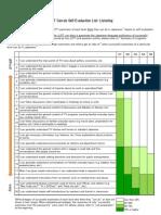 JLPT Can-do Self-Evaluation List