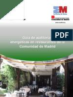 Guia Auditorias Energeticas en Restaurantes