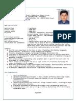Personal Profile Aminul Hoque Bhuiya MBA MCom