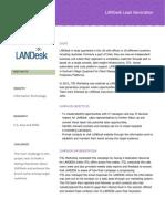 LANDesk Case Study