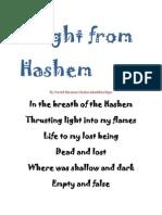 Light From Hashem