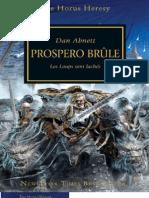 Dan Abnett Prospero Brule