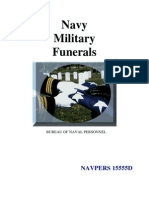 Navy Military Funerals
