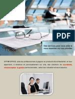 Optim Office - Services d'une assistante independante à Paris (France)