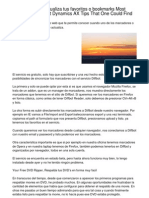 Diffbot Reader, Actualiza Tus Favoritos o Bookmarks Most Powerful Microsoft Dynamics AX Tips You Could Ever Find.20130101.133003