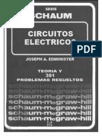 Circuitos electricos serie schaum