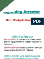 9. Lightning Arrester