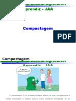 Agricultura Orgânica Compostagem
