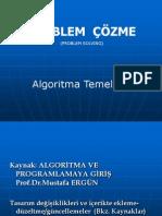 21 PL ProgramlamayaGirisAlgoritma TR