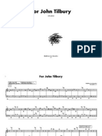 For John Tilbury [solo piano]