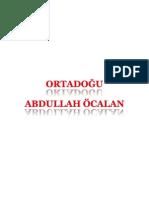 Abdullah Öcalan-Ortadoğu