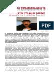 Abdullah Öcalan-Ortadoğu Toplumunda Kriz ve Demokratik Uygarlık Çözümü