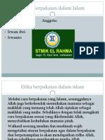 Etika Pakaian Dalam Islam
