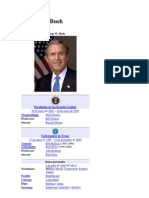 george bush-biografia