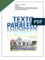 Texto Paralelo Grupo 7