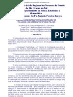 A MODELAGEM MATEMÁTICA NA CONSTRUÇÃO DE TELHADOS