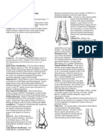 019 Foot and Ankle Classifications