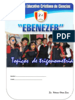 Topicos de 4to Bimestre