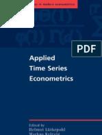Ts Econometric s
