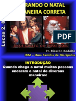 SERMÃO DE NATAL