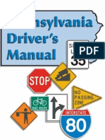 Pennsylvania Drivers Manual 2013