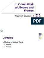 09 Deflection-Virtual Work Method Beams and Frames