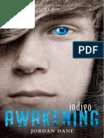 Indigo Awakening by Jordan Dane - Chapter Sampler