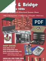 Bridge Catalogue 2006