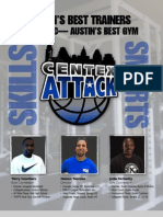 Final Centex Attack Tryout Packet 2013