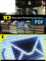 10 Dicas para Promover seu Livro