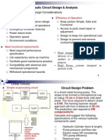 hydraulic design
